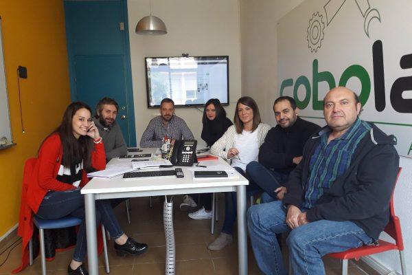 Kick off meeting APROSUBA13